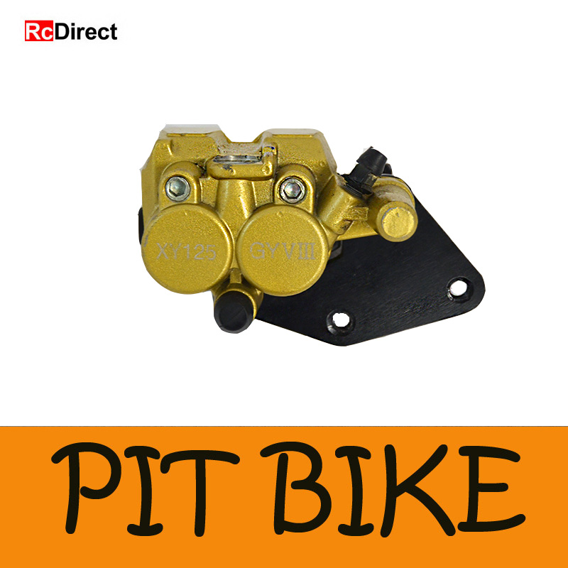 Front caliper for Pit Bike